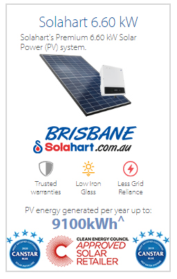 Solahart-6.60-kW-Solar-Power-(PV)-System