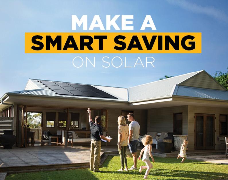 Solar Power Chandler, Solar Power Chandler smart savings with Solahart
